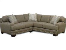 Esmond Sectional with Nails 7T00N-SECT