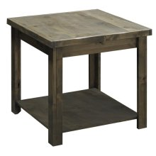 Joshua Creek End Table