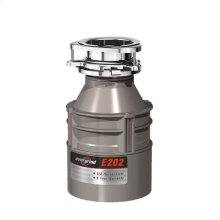 Evergrind E202 Garbage Disposal with Cord, 1/2 HP