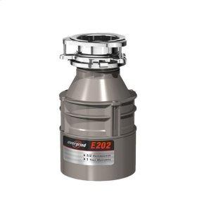 Evergrind E202 Garbage Disposal, 1/2 HP