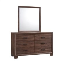 Brandon Transitional Dresser