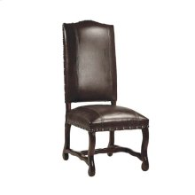Barcelona Side Chair Dark Brown