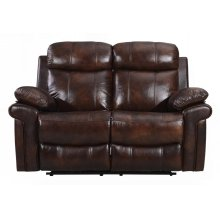 E2117 Joplin Loveseat 1081lv Brown
