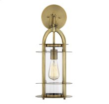 "Merrill 1 Light 20.5"" Lantern"