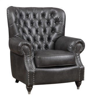 Capone Chair Charcoal