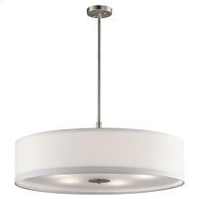 Transitional 5 Light Pendant in NI