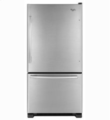 19 cu. ft. Gold® Bottom Mount Refrigerator with ENERGY STAR® Qualified Resource Saver Technology