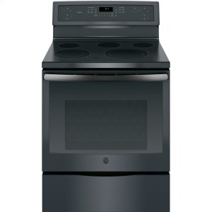 """GEGE Profile(TM) Series 30"""" Free-Standing Electric Convection Range"""