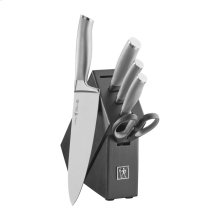 Henckels International Modernist 6-pc Studio Knife Block Set