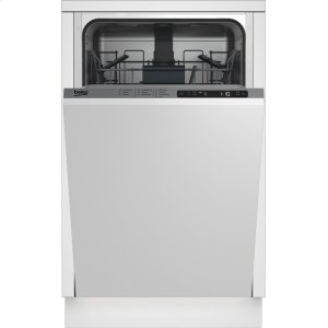 "Beko18"" Panel Ready, Slim, Integrated Dishwasher"