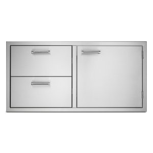 "Viking 42"" Double Drawer And Access Door Combo"