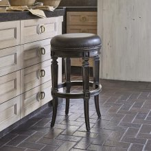 Rochelle Swivel Counter Stool - Armless/