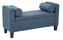 Cordoba Storage Bench With Pillows