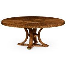 "72"" Hyedua Circular Dining Table"