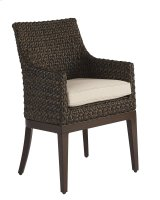 Franklin Wicker Dining Chair Product Image