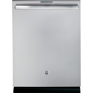 Stainless Steel Interior Dishwasher with Hidden Controls - STAINLESS STEEL