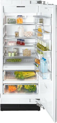K 1803 SF MasterCool refrigerator with high-quality features and maximum storage space for fresh food. ALSO SOLD WITH F1413SF  FREEZER SOLD AS A SET