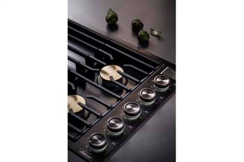 """GIVE-AWAY PRICE!!! DACOR Modernist 36"""" Gas Cooktop, Stainless Steel, Natural Gas - BRAND NEW - FULL WARRANTY - MODEL DTG36M955FS"""