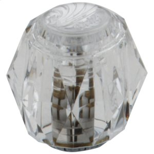 null Clear Knob Handle Set Product Image