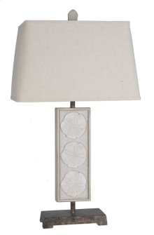 Sand Dollar Table Lamp