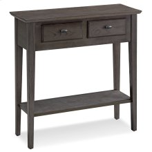 Smoke Gray Hall Console/Sofa Table #10075-GR