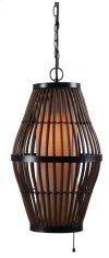 Biscayne - 1 Light Outdoor Pendant