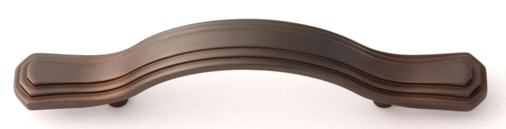 Geometric Pull A1517-35 - Chocolate Bronze