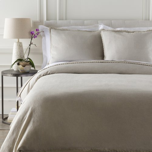"Audrey AUD-4000 78"" x 80"" x 15"" King Bed Skirt"