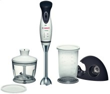 Cordless hand blender mixxo White / anthracite