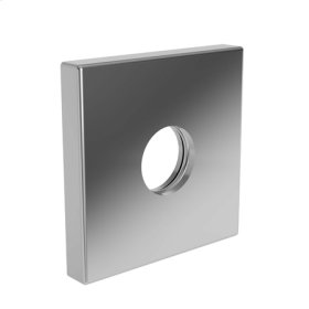 Polished Nickel - Natural Shower Arm Flange