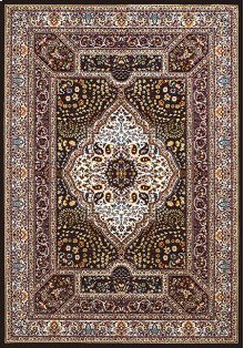 Antiquities Qum Diamond Navy Rugs
