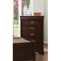 Louis Philippe Five-drawer Chest Product Image