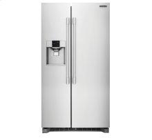 Scratch & Dent Frigidaire Professional 26 Cu. Ft. Side-by-Side Refrigerator