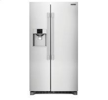 Scratch & Dent Frigidaire Professional 26 Cu. Ft. Side-by-Side Refrigerator