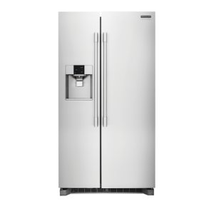 Frigidaire ProfessionalPROFESSIONAL Professional 26 Cu. Ft. Side-by-Side Refrigerator