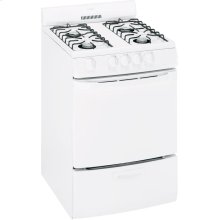 "Hotpoint® 24"" Free-Standing Gas Range***FLOOR MODEL CLOSEOUT PRICING***"