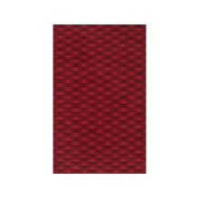 England Floor Coverings Illusions 2 Red 5' x 8' Rectangle 107007