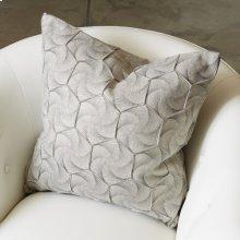 Hex Swirl Pillow