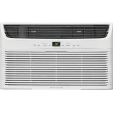 Frigidaire 8,000 BTU Built-In Room Air Conditioner with Supplemental Heat- 115V/60Hz