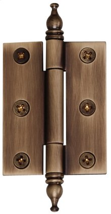 Mortise Hinge A5889 - Antique English