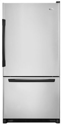 19 cu. ft. Bottom-Freezer Refrigerator