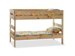Hanson Twin over Twin Natural Bunk Bed