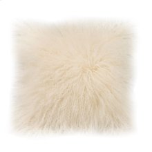 Lamb Fur Pillow Cream