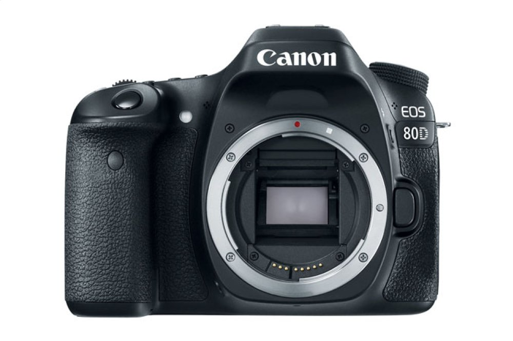 Canon EOS 80D Body Digital SLR Camera