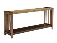 Intersect Console Table Product Image
