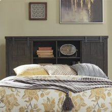 Queen Bookcase Headboard