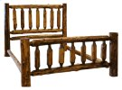 Traditional Bed - Cal King - Vintage Cedar Product Image