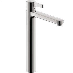Chrome Metris S Single-Hole Faucet, Tall, 1.2 GPM