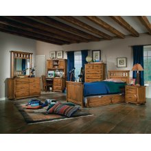 Timberline Trundle Storage