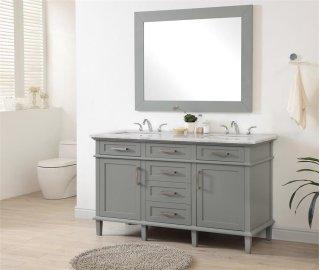 3 Drw 2 Dr Vanity Sink